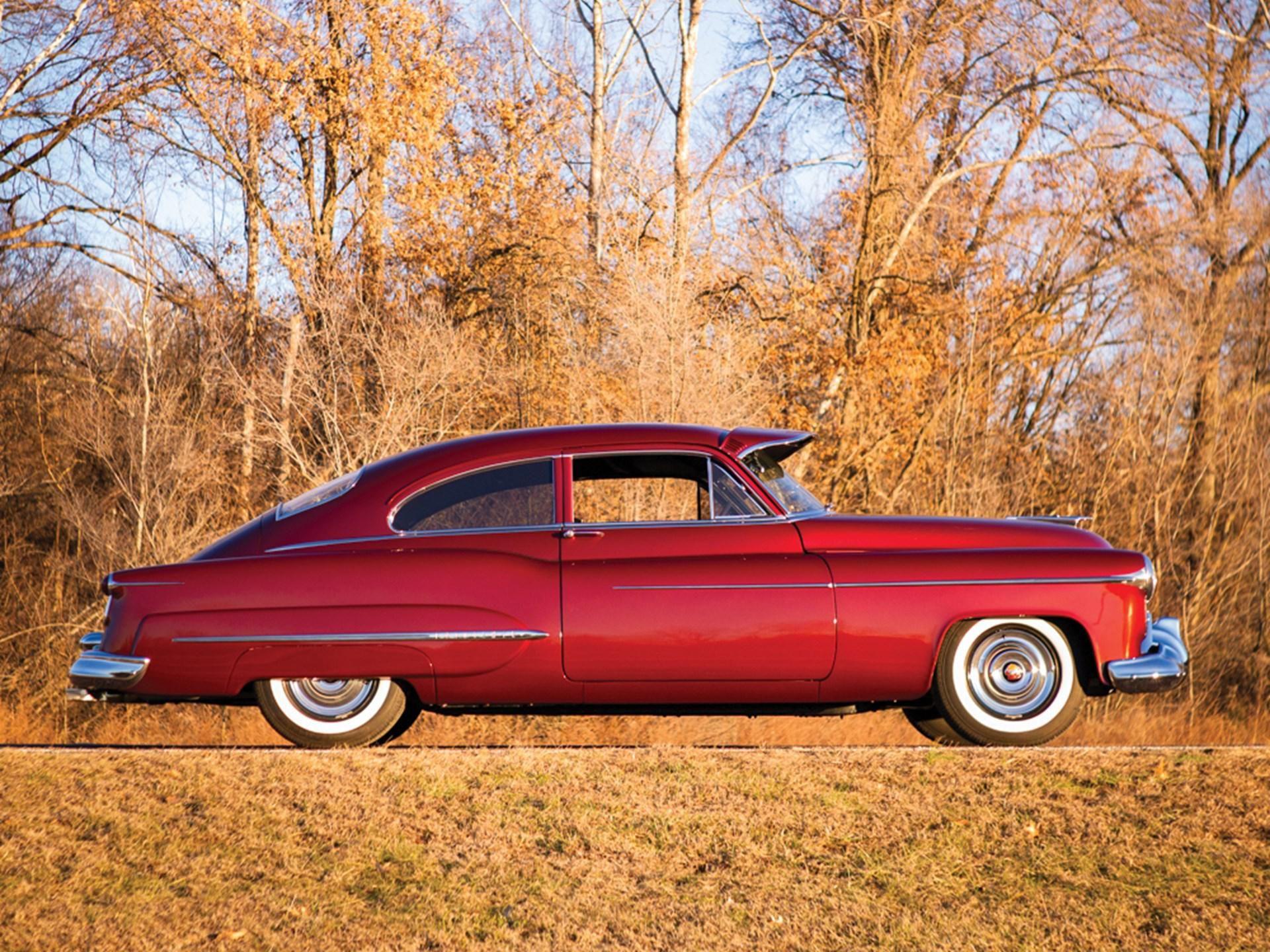 1950 Oldsmobile 98 Fastback