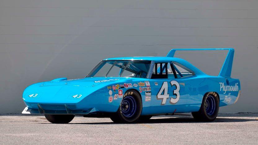 1970 Plymouth Superbird Richard Petty Nascar