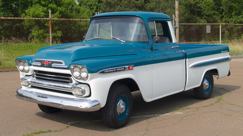 1959 Chevrolet Apache 3100