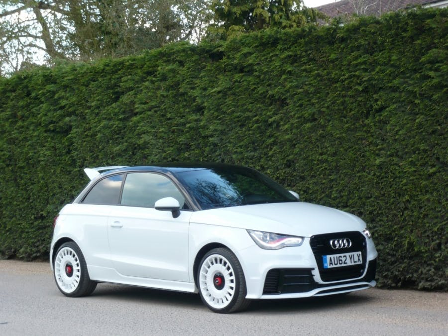 2012 Audi A1 Tfsi Quattro