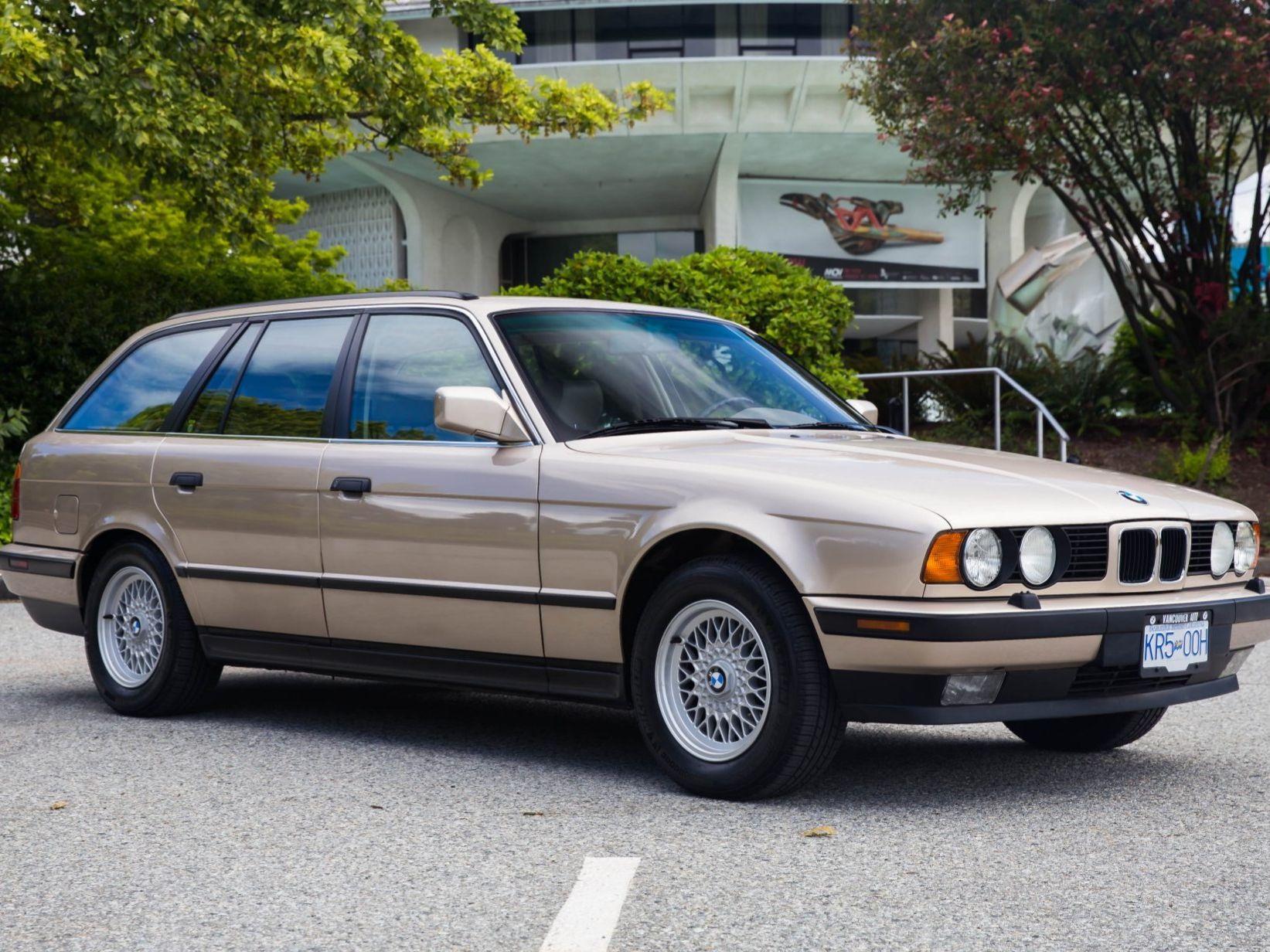 1992 BMW 525i Touring