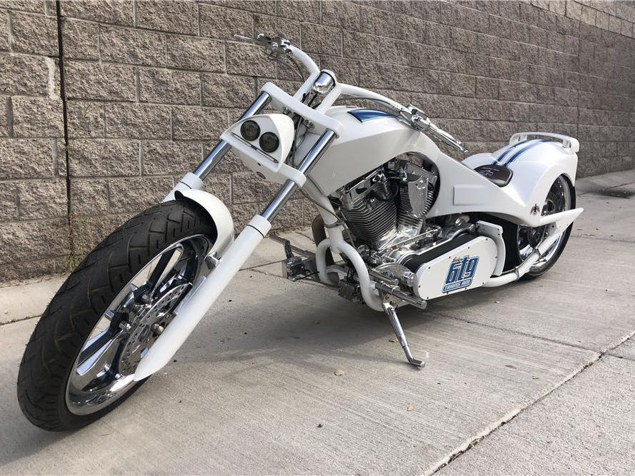 2011 Orange County Choppers Custom Motorcycle