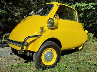 1957 BMW Isetta 300 Cabriolet Project