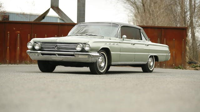 1962 Buick Electra 255 Series 4800