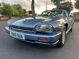 1987 Jaguar Xj SC (Twr Kit)