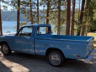1973 Chevrolet Luv 4-Speed