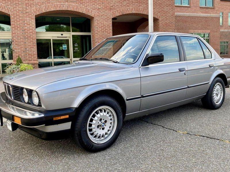 1987 BMW 325E Sedan