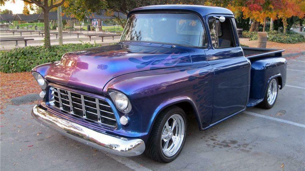 1955 GMC Custom Pickup