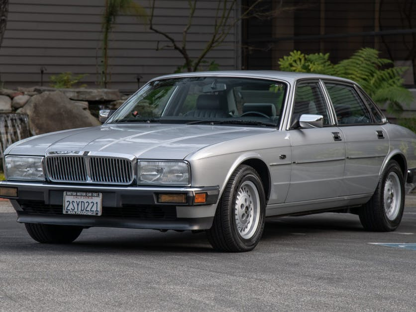 1990 Jaguar XJ6 Sovereign for Charity