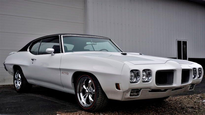 1970 Pontiac GTO Resto Mod