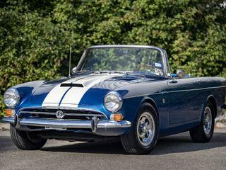 1966 Sunbeam Tiger MK 1 A