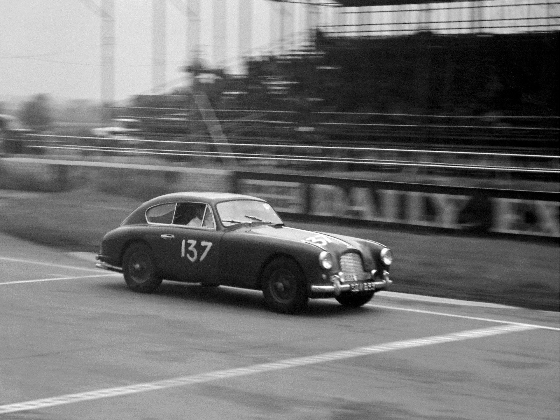 1955 Aston Martin Db2 4 Vin Lml 981 Classic Com