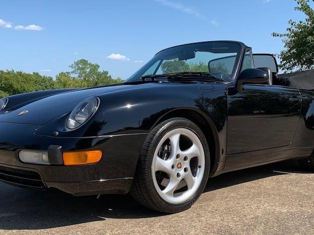 1995 Porsche 911 Cabriolet
