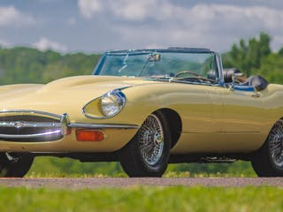 1970 Jaguar E-Type Convertible