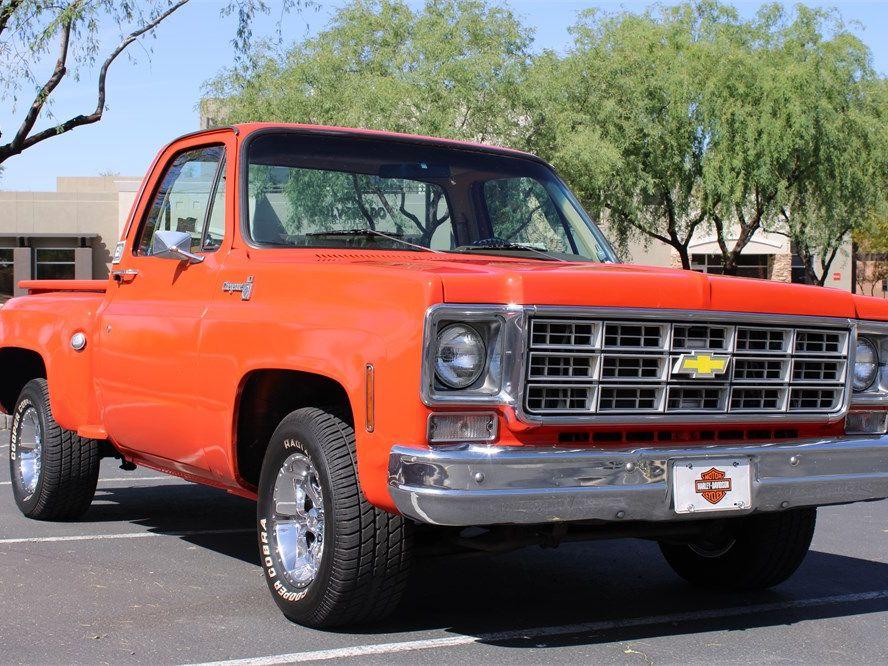 1977 Chevrolet C10 Cheyenne