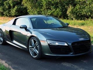 2014 Audi R8 V10 Coupe 6-Speed