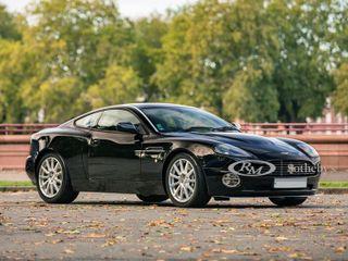 2007 Aston Martin Vanquish S Ultimate Edition