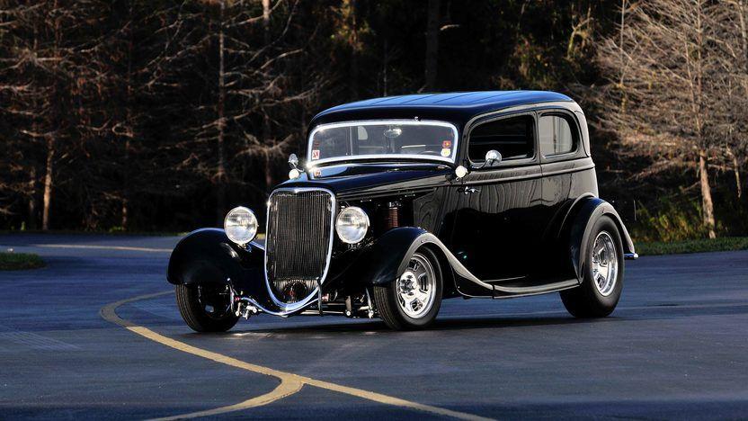 1933 Ford Victoria Street Rod
