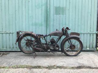 1929 BSA 2 1/4HP 15-29 Deluxe