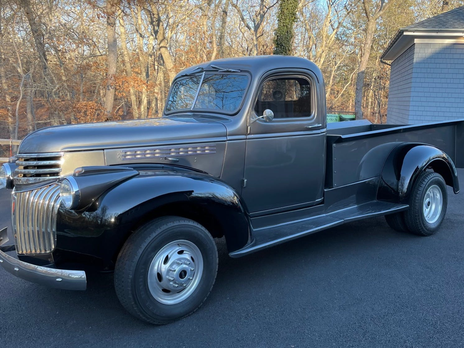 1942 Chevrolet Mr-Series Dually Pickup