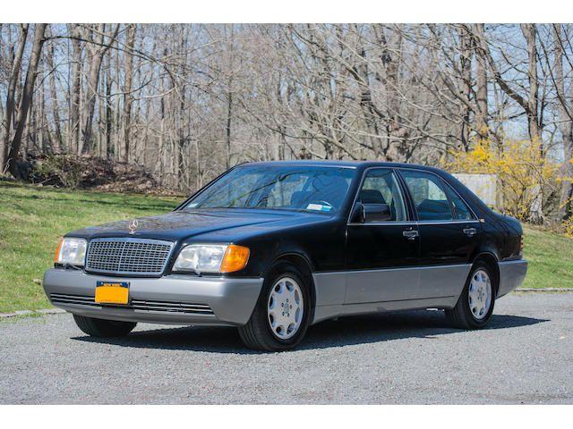 1994 Mercedes-Benz 600SE / S600 - W140 Market - CLASSIC.COM