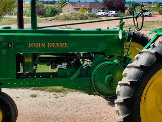 1946 John Deere B