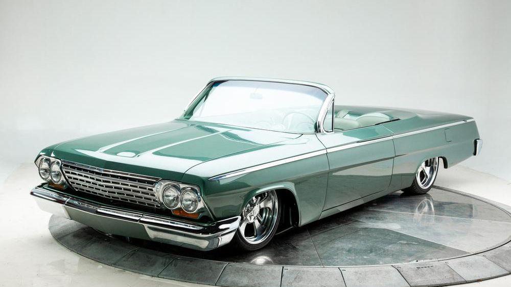 1962 Chevrolet Impala Custom Roadster