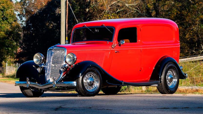 1934 Ford Sedan Delivery Street Rod