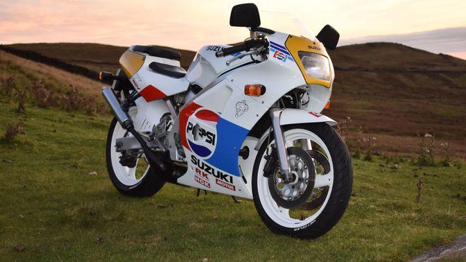 1989 Suzuki RGV250