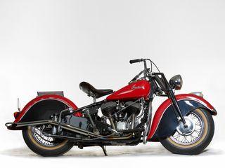1947 Indian 1,200cc Big Chief
