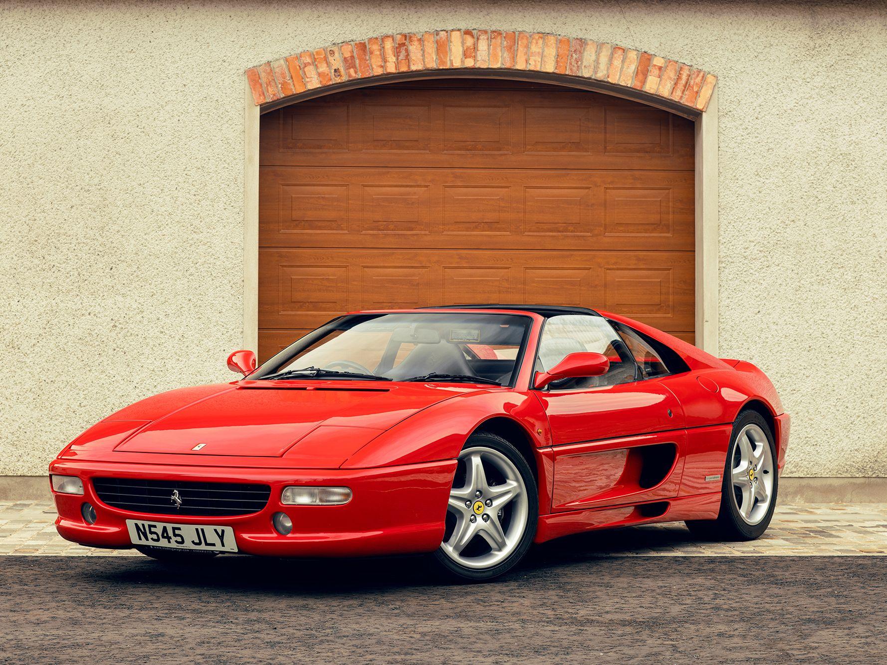1996 Ferrari F355 GTS - Manual