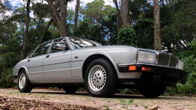 1992 Jaguar XJ6 Sovereign