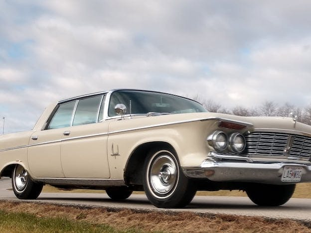 1963 Chrysler Imperial Crown Sedan