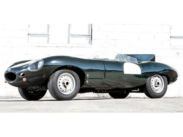 1964 Jaguar D-Type Re-Creation