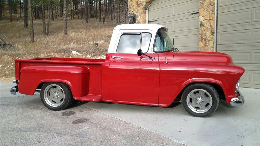 1957 Chevrolet 3100 Custom Pickup