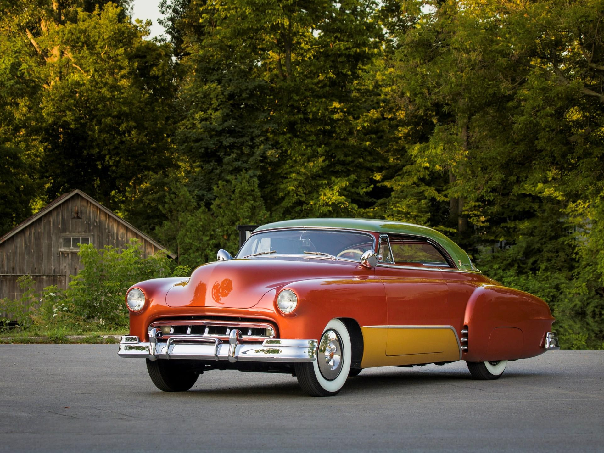 1951 Chevrolet Bel Air Royal Recreation