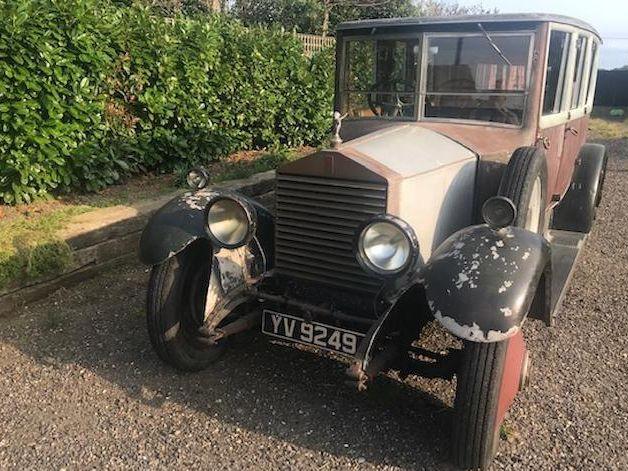1928 Rolls-Royce 20HP Limousine