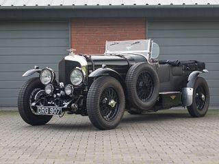 1949 Bentley MK VI 'Special Speed 8'