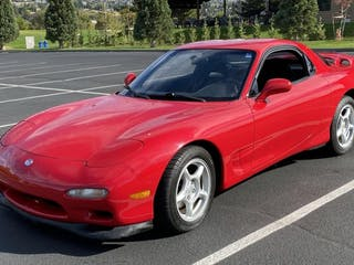 1994 Mazda RX-7 5-Speed R2