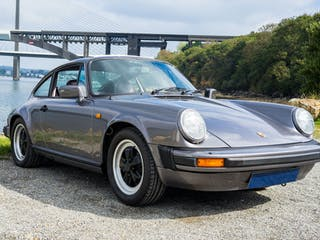 1982 Porsche 911 SC Jubilé Edition