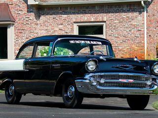 1957 Chevrolet 150 Utility Sedan
