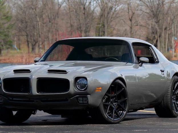 1974 Pontiac Firebird Resto Mod