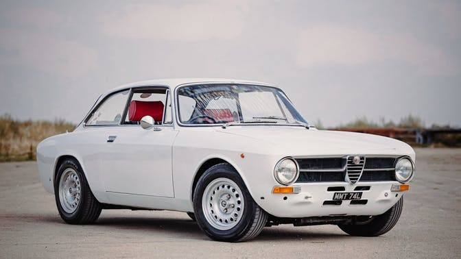 1973 Alfa Romeo GT Junior 2000