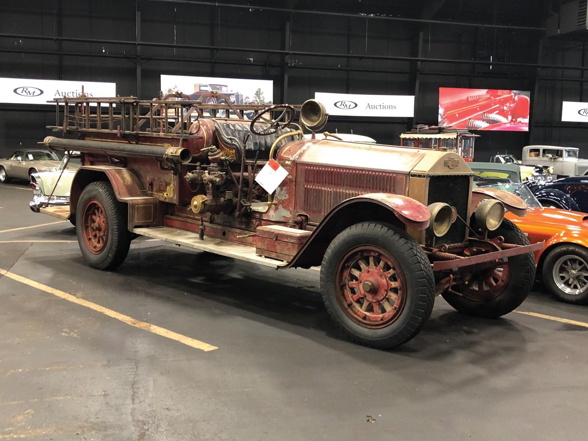 1929 American Lafrance Fire Truck