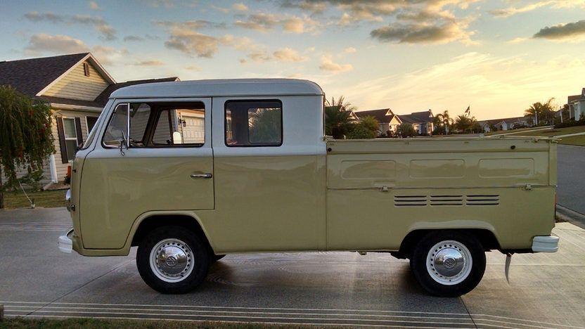 1973 Volkswagen Type 2 Pickup