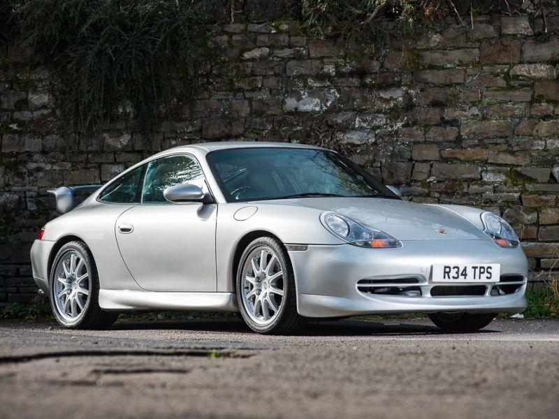 1998 Porsche 911(996) Carrera