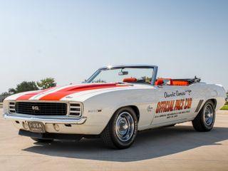 1969 Chevrolet Camaro Z11 Pace Car Convertible