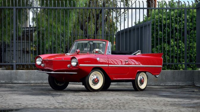 1965 Amphicar Convertible