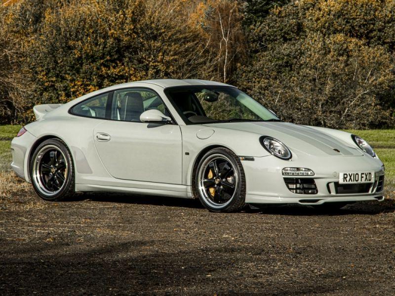 2010 Porsche 911 (997) Sport Classic