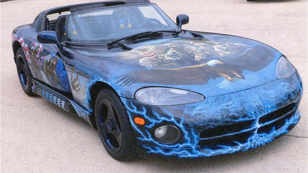 1993 Dodge Viper Hennessey Venom 500